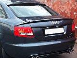 Задний Спойлер Audi A6 C6