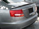 Спойлер Audi A6 C6 Задний