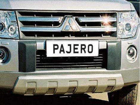 Тюнинг обвес Mitsubishi Pajero 4 Wagon / Митсубиси Паджеро 4 вагон ...   352x470
